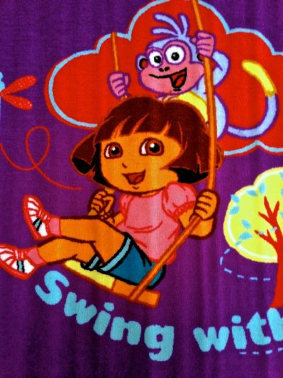 DORA ON SWING - PURPLE