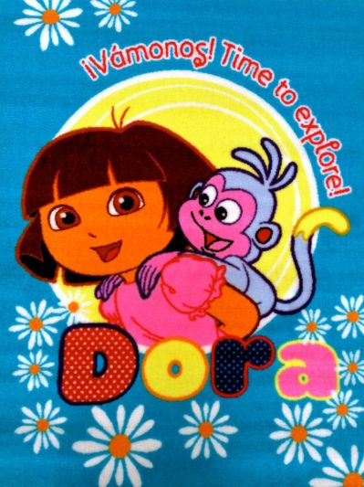 DORA WITH FRIENDS - BLUE
